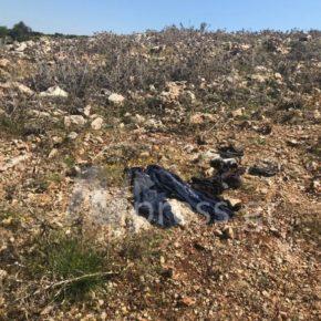 Βρήκαν στο βουνό τα ρούχα του Θάνου