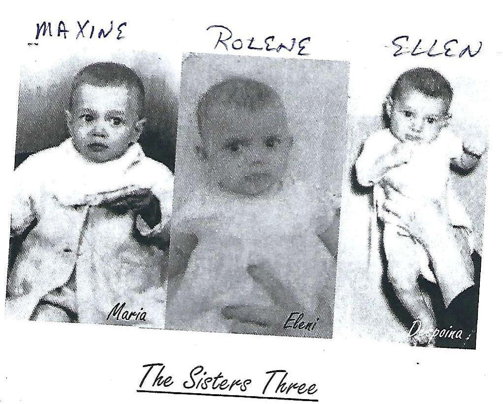 1 The Sisters baby ELEN 3MHNON