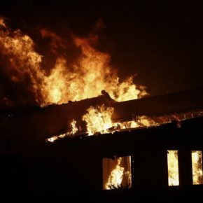 """Στο «199"""" η δήλωση των αγνοουμένων από τις φονικές πυρκαγιές"""
