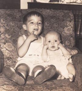 MERRIL 3 & Cherie 1957