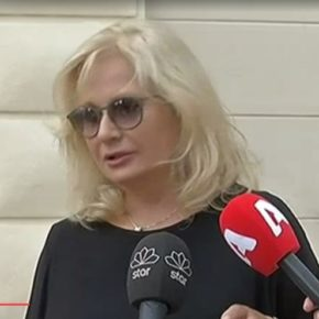 Angeliki testified at the trial for the murder of the captain