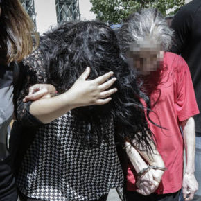 Mother and grandmother arrested for killing the infant at Petroupolis