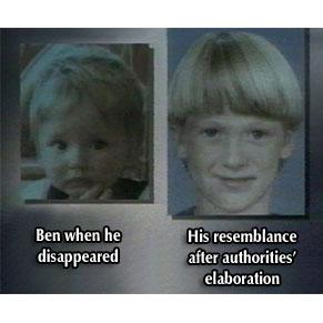 Little Ben's mysterious case
