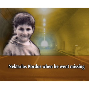 The kidnapping of Nektarios