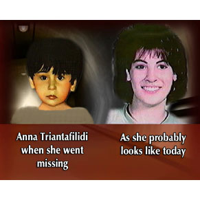 The legendary disappearance of little Anna