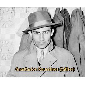 Andromachi and Leonidas Roussinos