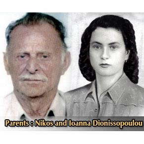 Maria Dionissopoulou