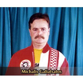 Michalis Galiatsatos