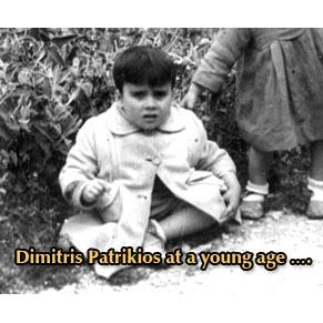 Dimitris Patrikios