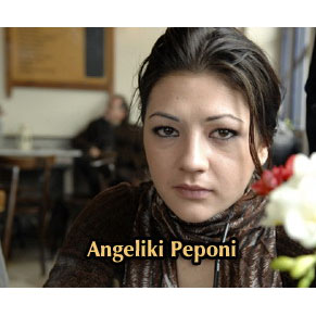 Angeliki's friend was sent to prison