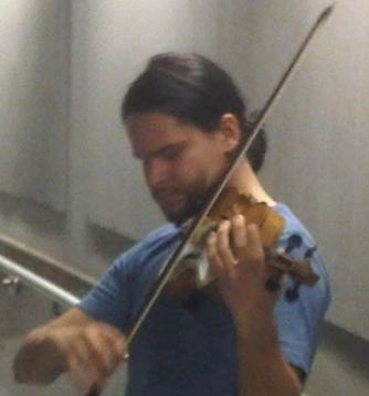Ίχνη ζωής του βιολιστή