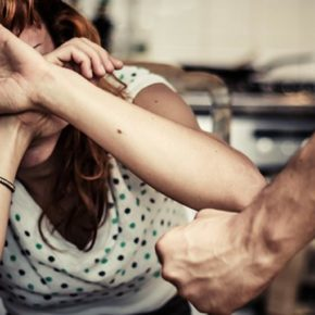 Domestic violence on the rise…